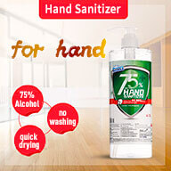 Alcohol Hand Sanitizer